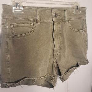 American Eagle Outfitters Hi Rise Shortie super st